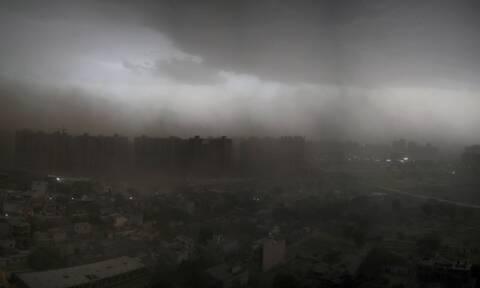 Κορονοϊός Ινδία: Εν μέσω καραντίνας το Νέο Δελχί βλέπει ξανά τον γαλανό ουρανό –Εντυπωσιακές εικόνες