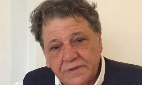 Γιώργος Παρτσαλάκης: Το πρώτο μήνυμά του στο Instagram μετά το καρδιακό επεισόδιο