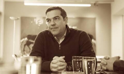 Συνέντευξη Τσίπρα στο Newsbomb.gr: Εγώ είδα έναν άλλον Αλέξη Τσίπρα...