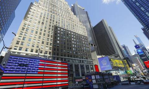 Κορονοϊός ΗΠΑ: 474 νεκροί το τελευταίο 24ωρο στην Νέα Υόρκη