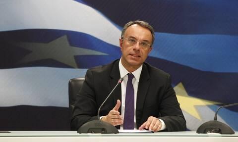 Σταϊκούρας: Περιμένουμε γενναίες αποφάσεις από τη Σύνοδο Κορυφής