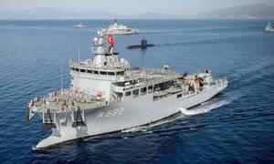 «Βρώμικα» παιχνίδια των Τούρκων: Στέλνουν πλοία νοτίως της Κρήτης-Σε ετοιμότητα το Πολεμικό Ναυτικό