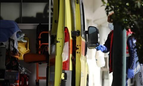 Κορονοϊός: 122 οι νεκροί στην Ελλάδα - Πέθανε ασθενής 88 ετών στο ΑΧΕΠΑ