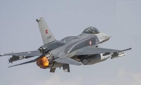 Νέα πρόκληση: Υπερπτήσεις τουρκικών αεροσκαφών πάνω από Φαρμακονήσι και Αγαθονήσι