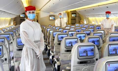 Κορονοϊός: Πώς θα ταξιδεύουμε πλέον με αεροπλάνο - Έτσι θα είναι τα ταξίδια μας