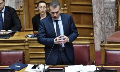 Βουλή: Σφοδρή αντιπαράθεση για το πρόγραμμα τηλεκατάρτισης