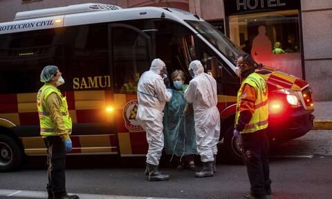 Κορονοϊός: Τραγωδία δίχως τέλος στην Ισπανία - 440 νεκροί σε 24 ώρες