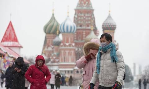 Κορονοϊός: Δεν γλίτωσε ούτε η Ρωσία - 4.774 νέα κρούσματα και 42 νεκροί σε 24 ώρες
