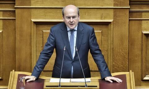 Τηλεδιάσκεψη υπουργών Ενέργειας Ελλάδας - Κύπρου - Ισραήλ - Ιταλίας - Παλαιστινιακής Αρχής