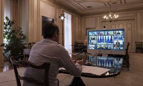 Σύνοδος Κορυφής - Μητσοτάκης: Μαζική, μεγάλη και άμεση παρέμβαση