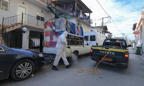Κορονοϊός - Λάρισα: Αντιδράσεις για την παράταση καραντίνας στον οικισμό Ρομά στη Νέα Σμύρνη