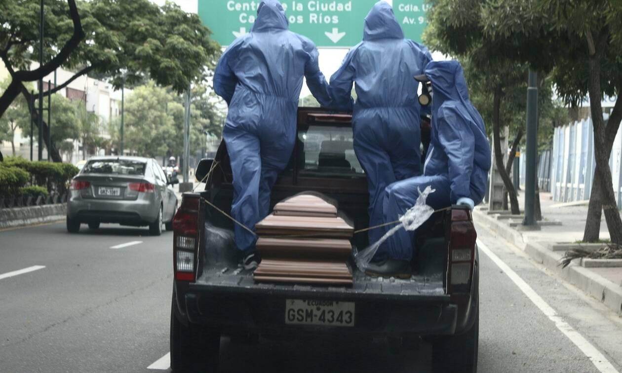 Κορονοϊός: Τα κρούσματα διπλασιάστηκαν στον Ισημερινό - Ξεπέρασαν τις 22.000