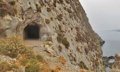 Τα μυστήρια τούνελ της Κρήτης με την άγνωστη ιστορία! (vid)