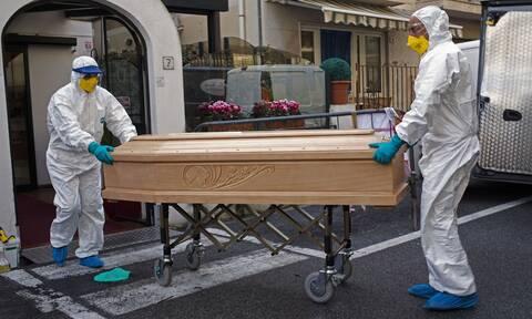 Κορονοϊός: Ξεπέρασαν τους 190.000 οι νεκροί σε όλον τον κόσμο