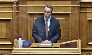 Σταϊκούρας: 36,6 δισ. ευρώ τα ταμειακά διαθέσιμα της χώρας
