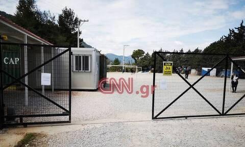 Κορωνοϊός: Ακόμη τρία άτομα από τη δομή της Μαλακάσας «έσπασαν» την καραντίνα