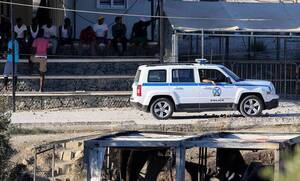 Μυτιλήνη: Προθεσμία πήρε ο 55χρονος συλληφθείς για τους πυροβολισμούς κατά προσφύγων