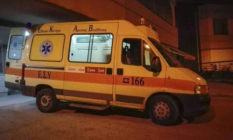 Σοβαρό τροχαίο στην Ηλεία: Τρακτέρ κόπηκε στη μέση μετά από σφοδρή σύγκρουση - Δύο τραυματίες
