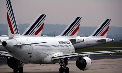 Γαλλία: Σχέδιο ύψους 7 δισ. ευρώ για τη στήριξη της Air France-KLM