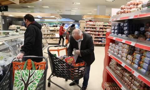 Κορονοϊός: Αυτό είναι το νέο ωράριο των σούπερ μάρκετ που ισχύει από σήμερα (25/04)