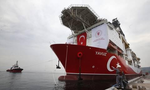 Φατίχ Ντονμέζ: Το Γιαβούζ ξεκίνησε τις γεωτρήσεις δυτικά της Κύπρου