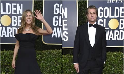 Brad Pitt-Jennifer Aniston: Η φωτογραφία από τον γάμο τους που δεν έχεις δει