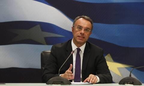 Σταϊκούρας: Το κράτος θα συνεισφέρει τις ημέρες που κάποιος δεν δουλεύει