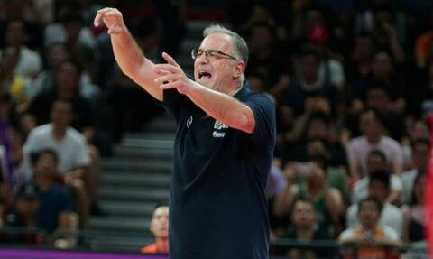 Σκουρτόπουλος: «Ο Πιτίνο θέλει να είναι στους Ολυμπιακούς Αγώνες»