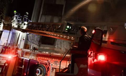 Φωτιά: Στις φλόγες διαμέρισμα στο Μαρούσι