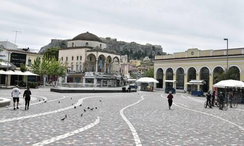 Κορονοϊός: Αυτό είναι το σχέδιο για άρση των μέτρων-Πότε ανοίγουν δρόμοι, σχολεία, μαγαζιά, εστίαση