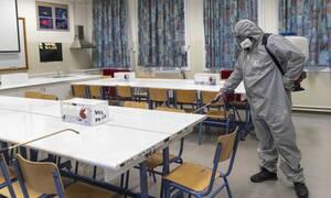 Κορονοϊός - Σχολεία: Το σχέδιο για Γ' Λυκείου και Πανελλαδικές -Βέβαιη η παράταση του σχολικού έτους