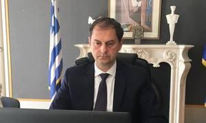 Θεοχάρης: Χρειάζεται ενιαία ευρωπαϊκή στρατηγική για την επανεκκίνηση της τουριστικής βιομηχανίας