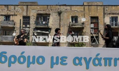 Πρωτοψάλτη: «Έκλαιγα εγώ, έκλαιγε και ο κόσμος από τα μπαλκόνια» - Τι είπε για την αρνητική κριτική
