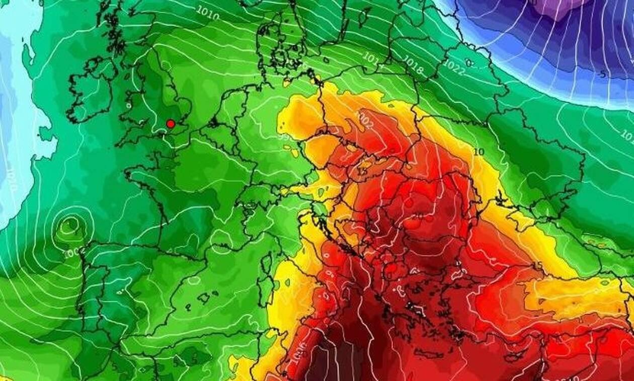 Καιρός: Κακά μαντάτα! Ερχεται το πρώτο κύμα ζέστης; (photos)