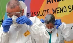 Κορονοϊός Ιταλία: Περισσότεροι από 150 γιατροί νεκροί από τον νέο κορονοϊό
