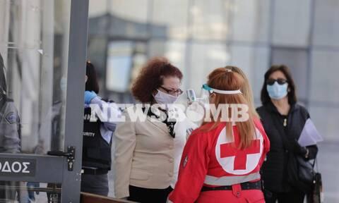 Αυτοψία Newsbomb.gr στο Εφετείο: Με μάσκες και θερμομέτρηση η επανεκκίνηση της Δικαιοσύνης