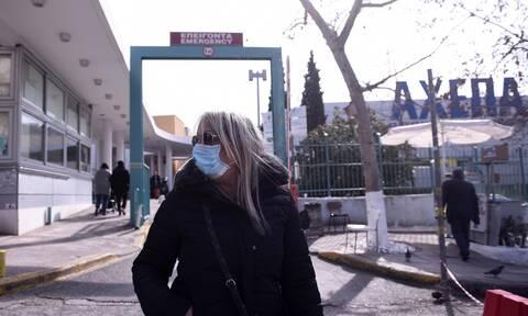 Κορονοϊός: Θρίλερ με ασθενή στη Θεσσαλονίκη - Θετική στον ιό εδώ και 2 μήνες