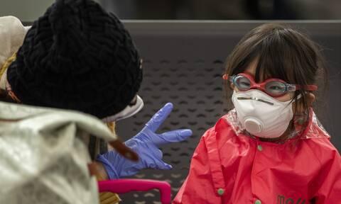 Κορονοϊός: Ανησυχία στους επιστήμονες - Παιδιά πεθαίνουν από νόσο που ίσως συνδέεται με τον Covid-19