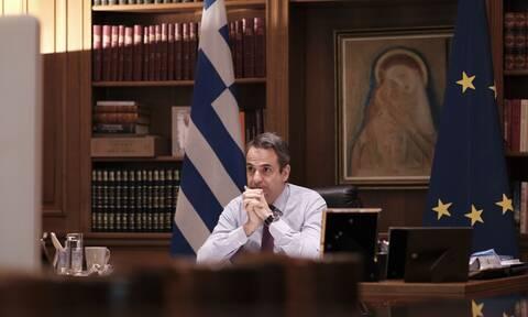 Κρίσιμο διάγγελμα Μητσοτάκη: Πότε ανοίγουν τα μαγαζιά-Πότε θα μπορέσουμε να ταξιδέψουμε εκτός Αθήνας