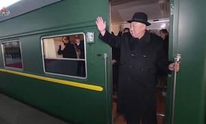 Κιμ Γιονγκ Ουν: Όργια, αλκοόλ και θάνατος - Μέσα στο θρυλικό τρένο του Βορειοκορεάτη μονάρχη (pics)