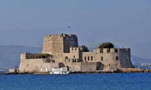 Ναύπλιο: Δεν πίστευαν στα μάτια τους οι κάτοικοι με αυτό που είδαν στη θάλασσα