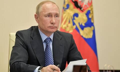 Путин выступит с большим обращением