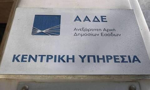 Διευκρινίσεις της ΑΑΔΕ για την έκπτωση 25% στην πληρωμή οφειλών του Απριλίου