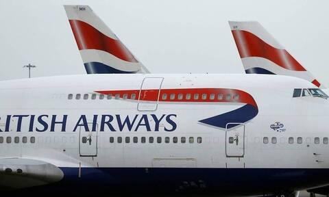 Κορονοϊός - British Airways: Aναμένονται απολύσεις έως και 12.000 εργαζομένων