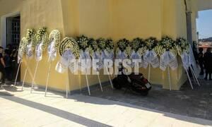 Πάτρα: Θρήνος και θλίψη στην κηδεία του 18χρονου Νίκου Μοίραλη