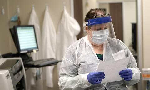 Κορονοϊός: Οι ΗΠΑ στο έλεος του φονικού ιού - Πάνω από ένα εκατομμύριο κρούσματα