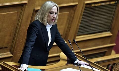Κορονοϊός - Γεννηματά: Ευθύνη της κυβέρνησης να μείνουμε ασφαλείς