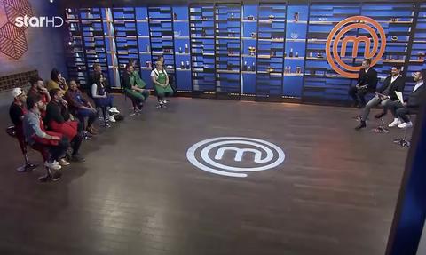 MasterChef: «Εδώ ο κόσμος καίγεται και το... χτενίζεται» (photos+video)