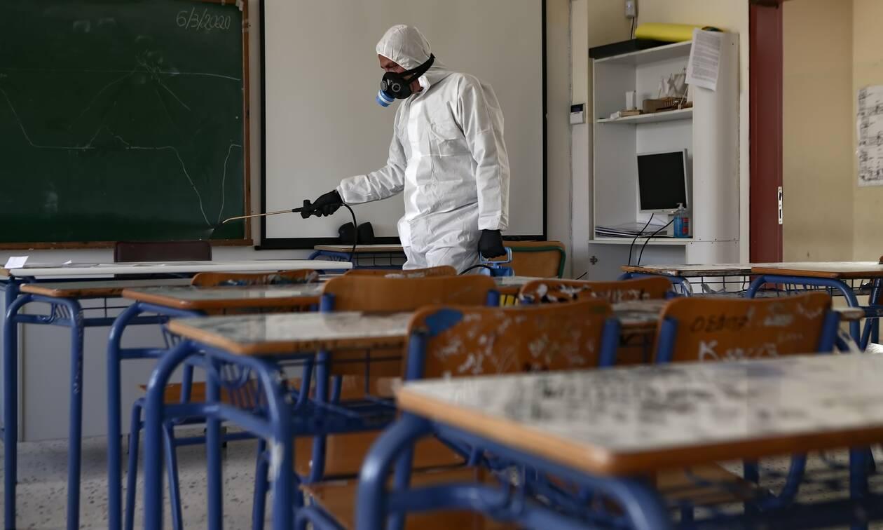 Προβληματισμός για το άνοιγμα των σχολείων - Ανησυχία πως θα αυξηθούν τα κρούσματα