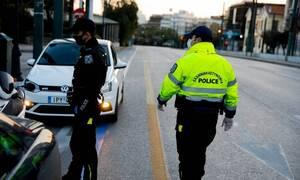 Κορονοϊός: 1.567 παραβάσεις για άσκοπη κυκλοφορία την Τρίτη